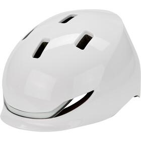Lumos Street Helm, Jet White